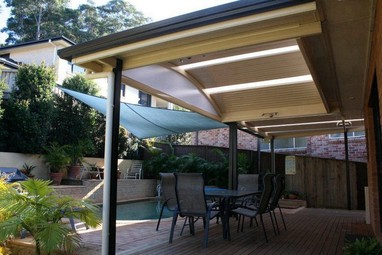 Curved Roof Awning 11 1