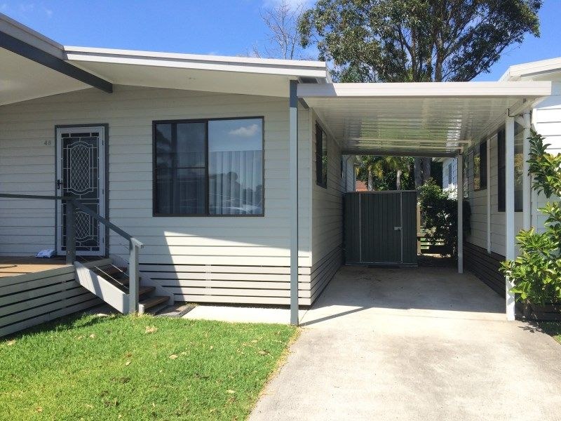 Ausdeck Carport reduced