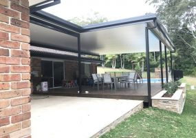 Insulated Roof Awnings