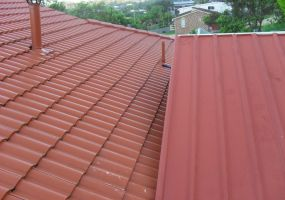 Integrated Roof Awnings
