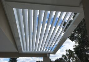 Opening Roof Awning