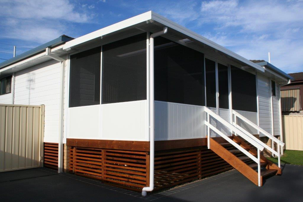 Screened Enclosure