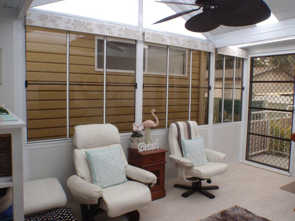 Tri Slide Patio Sash Panels